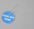 Adobe Photoshop Template Round Tag