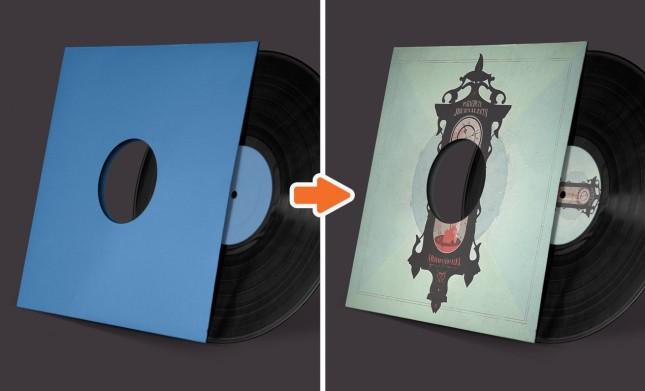 Adobe Photoshop Template Vinyl1