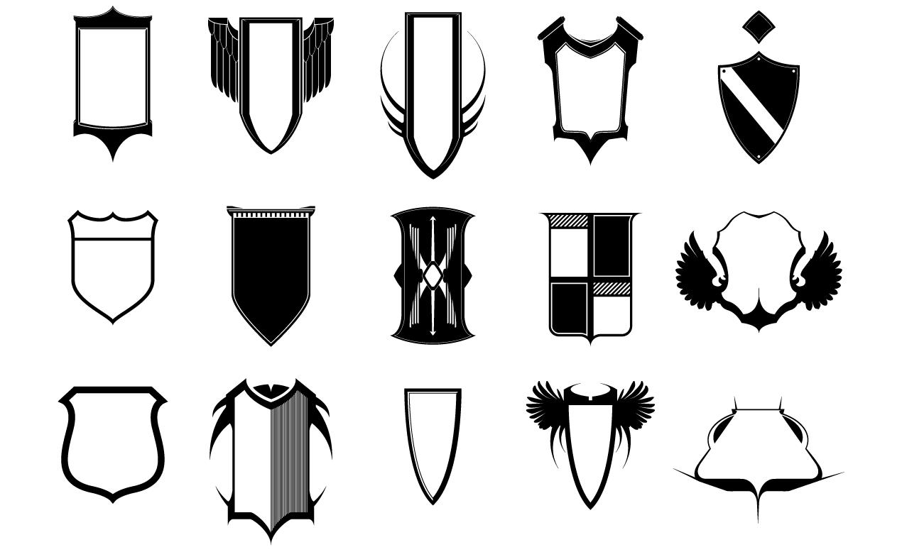 adobe illustrator shield vector pack rh arsenal gomedia us victor shields vector shield mounting media