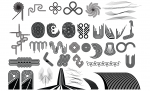 Adobe Illustrator Line Art Vector