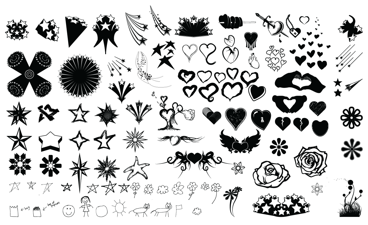 Complete Adobe Illustrator Vectors Download Set 7