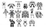 Robots Vector Pack