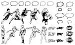 Superheroes Vector Pack for Adobe Illustrator