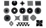 op art vector pack for adobe illustrator