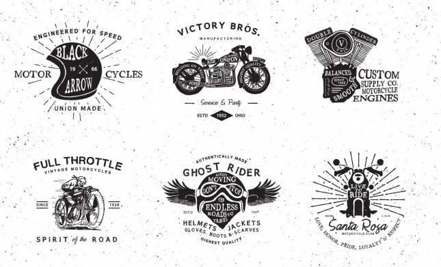 hand-drawn-vintage-logos-motorcycle-pack-arsenal-dot-gomedia-dot-com-HERO