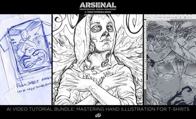 hand-illustration-video-tutorial-bundle-hero
