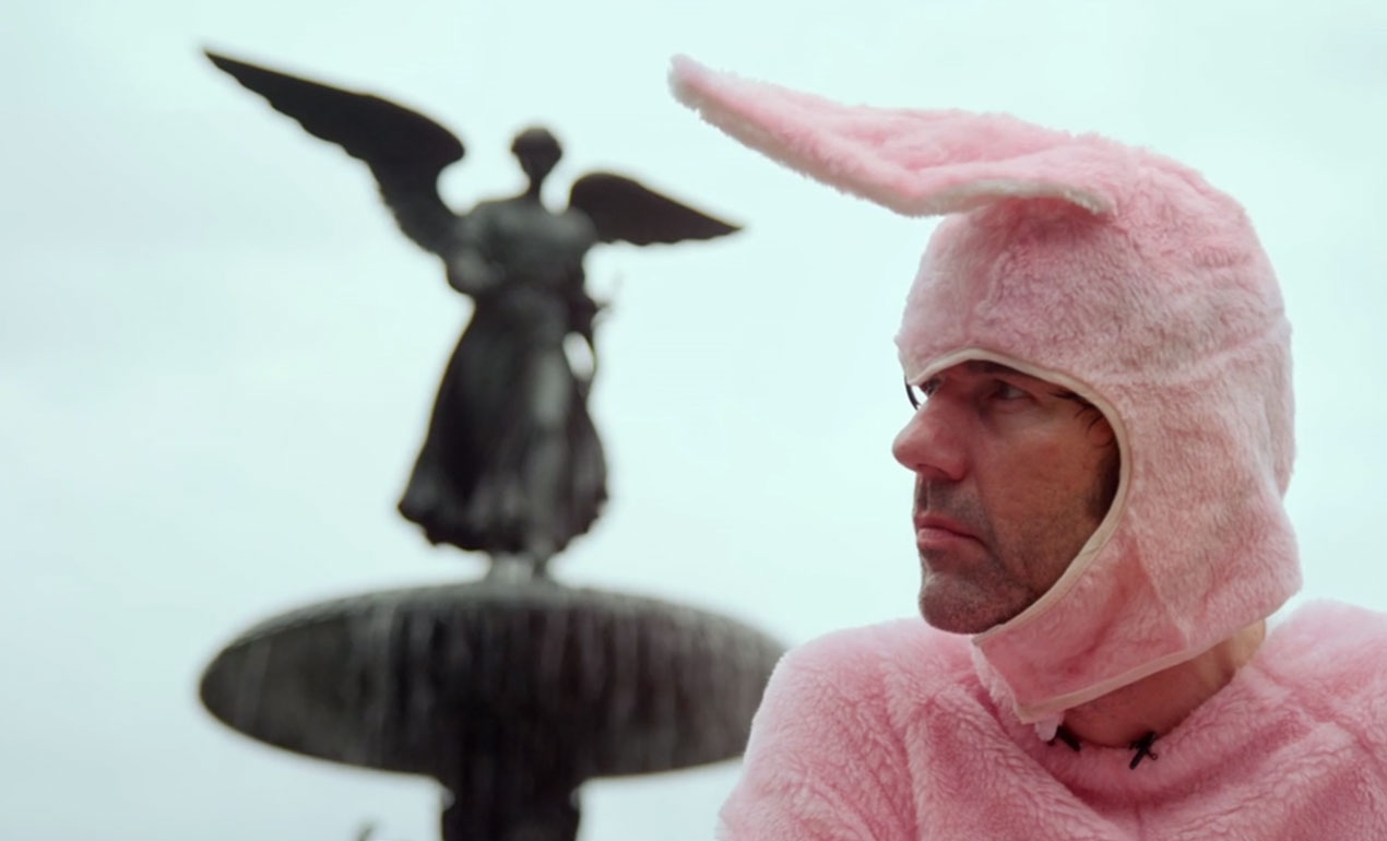 Stefan Sagmeister Happiness Film