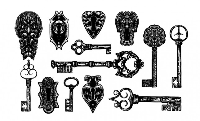 lock-and-key-vector-pack-hero