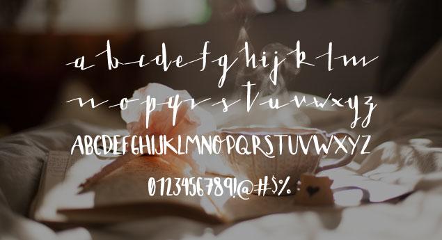 Love letters font · 1001 fonts.