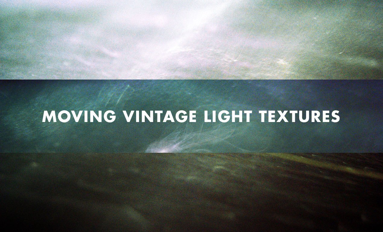Moving Lights Vintage Textures by  Go Media's Arsenal