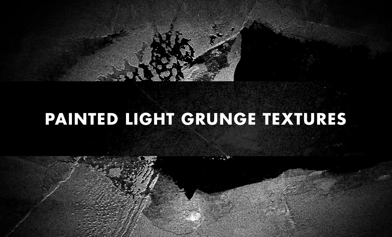Painted Light Grunge Texture Pack