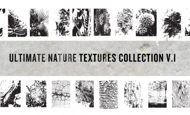 Adobe Photoshop Texture Nature Textures Collection Hero