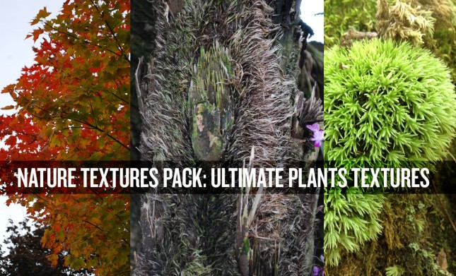 Adobe Photoshop Texture Nature Textures Plants Hero