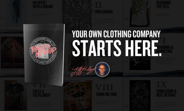The Definitive Guide to Starting a Clothing Line