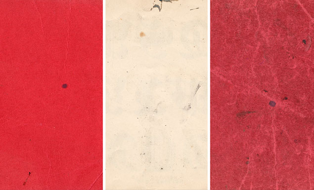 Vintage Paper Textures Volume 1