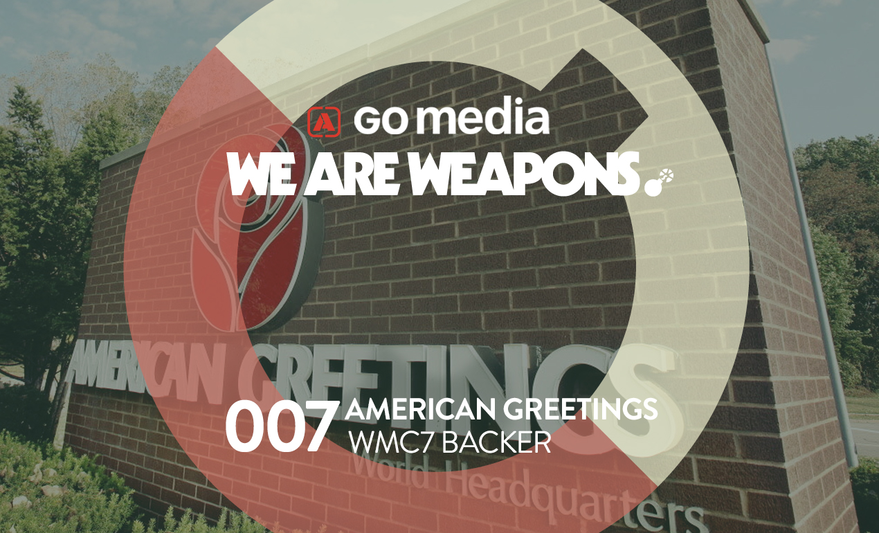 Why american greetings is a weapon of mass creation go media why american greetings is a weapon of mass creation kristyandbryce Images