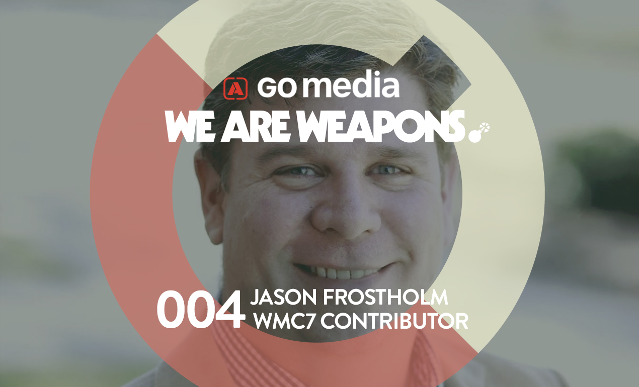 Jason Frostholm of the Creative South Podcast