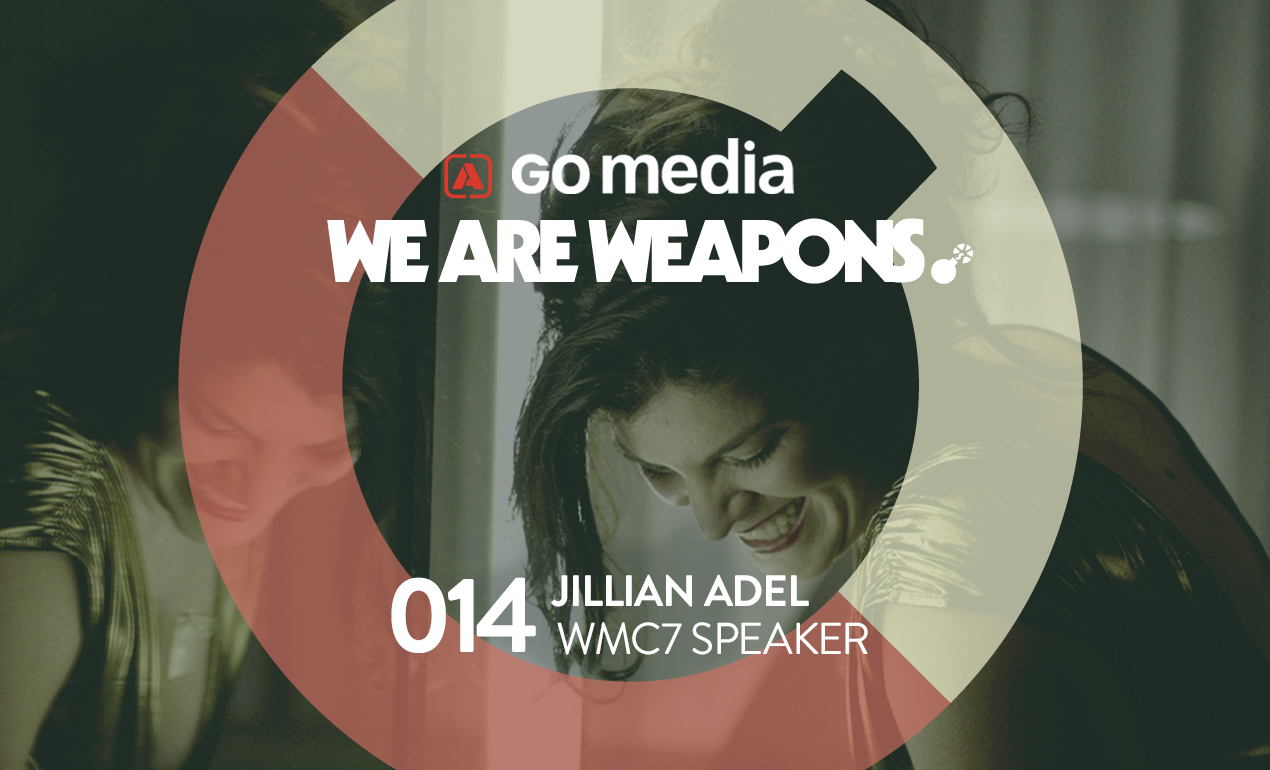 Podcast with Art Director Jillian Adel
