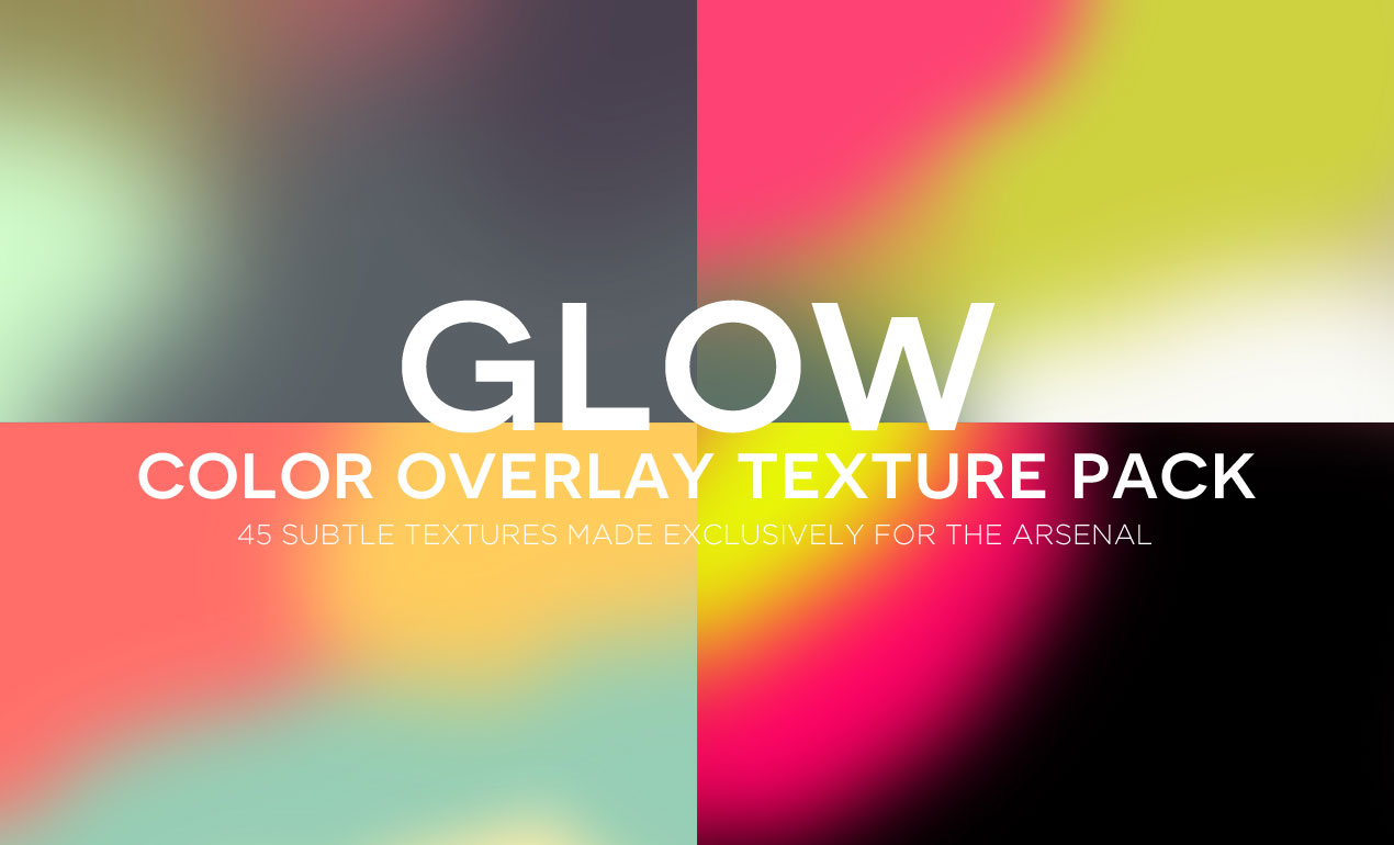Color Overlay / Light Leak Textures
