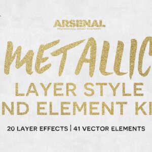 Metallic Layer Styles