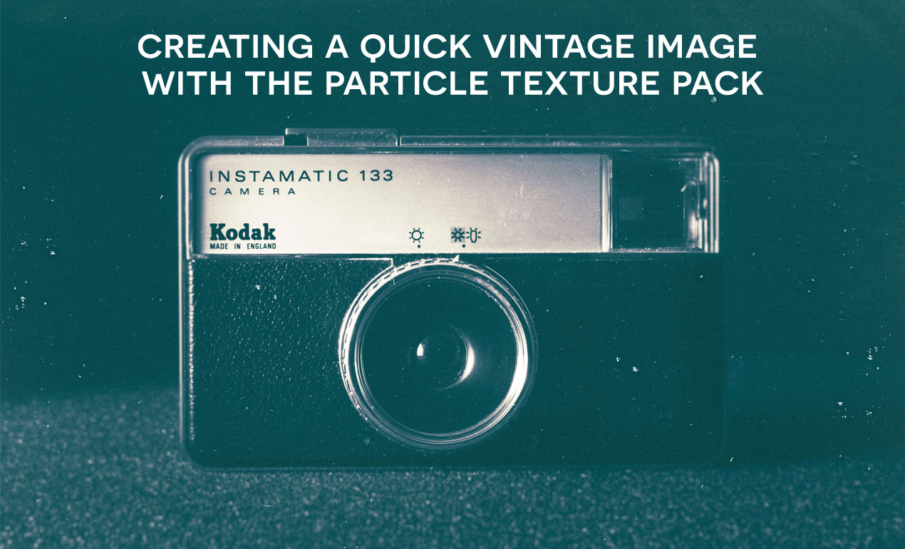 How to Create a Vintage Image with Photoshop