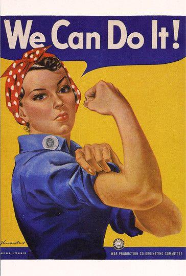 Propaganda Poster Inspiration