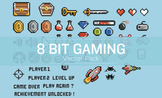 8-Bit-Vector-Pack-Hero3