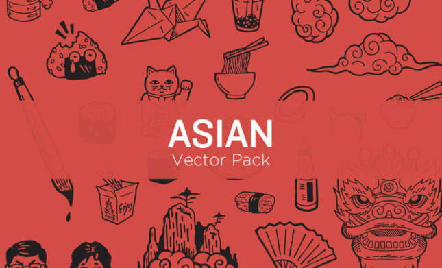 Asian-Vector-Pack-Hero