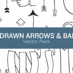 Hand Drawn Arrow Vectors