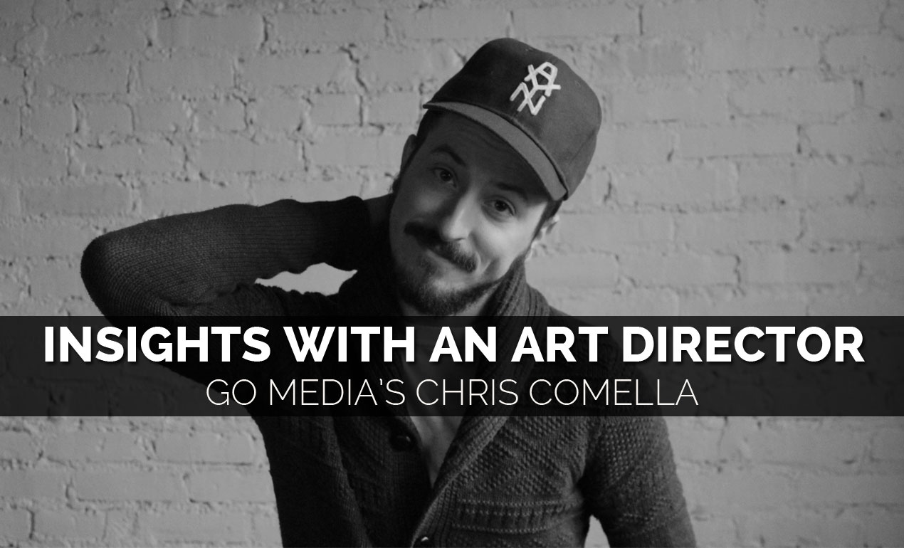 How to Become an Art Director - Insights with Go Media's own Chris Comella