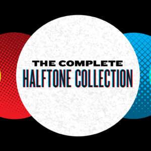 Halftone Collection Go Media's Arsenal