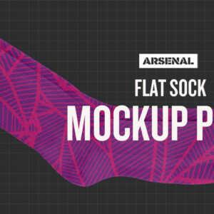 Sock Mockup Templates by Go Media
