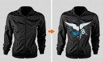 Windbreaker Mockup Templates Pack