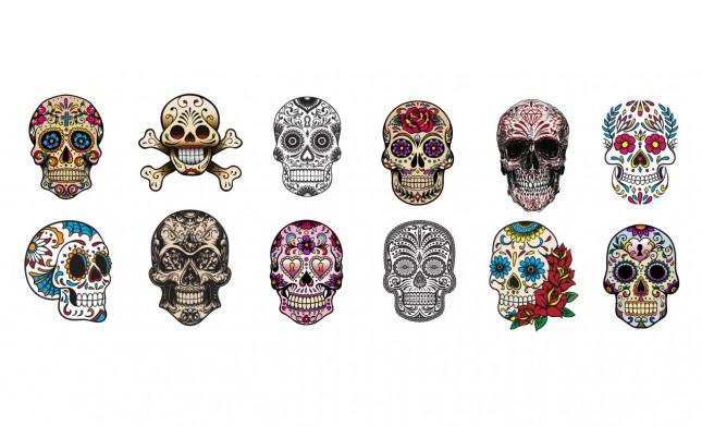 Michael-Hinkle-Skulls