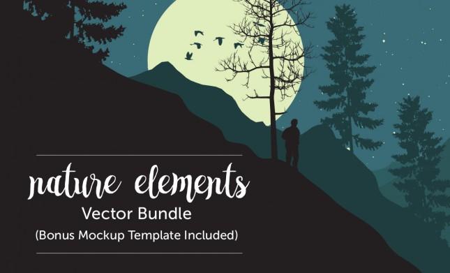 Nature-Elements-Vector-Bundle-Hero
