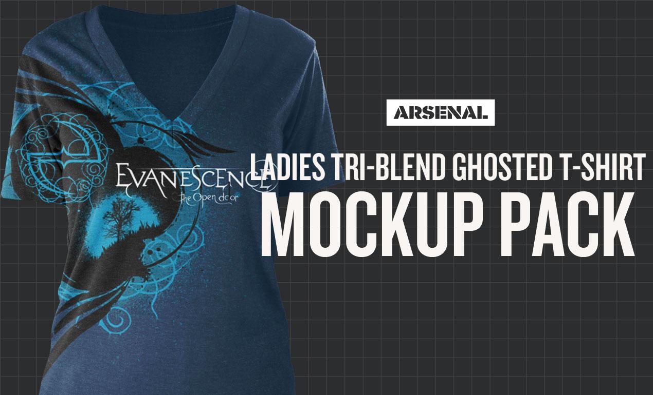 Template_HeroIMG_Arsenal_Mockups-Ladies-Triblend-Ghosted-T-Shirts