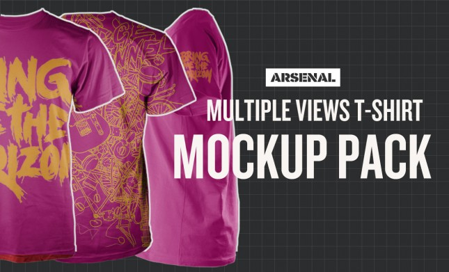 Template_HeroIMG_Arsenal_Mockups-Multiple-Views-T-Shirt-Pack