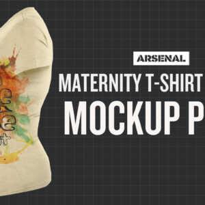 Maternity Mockup Template Pack