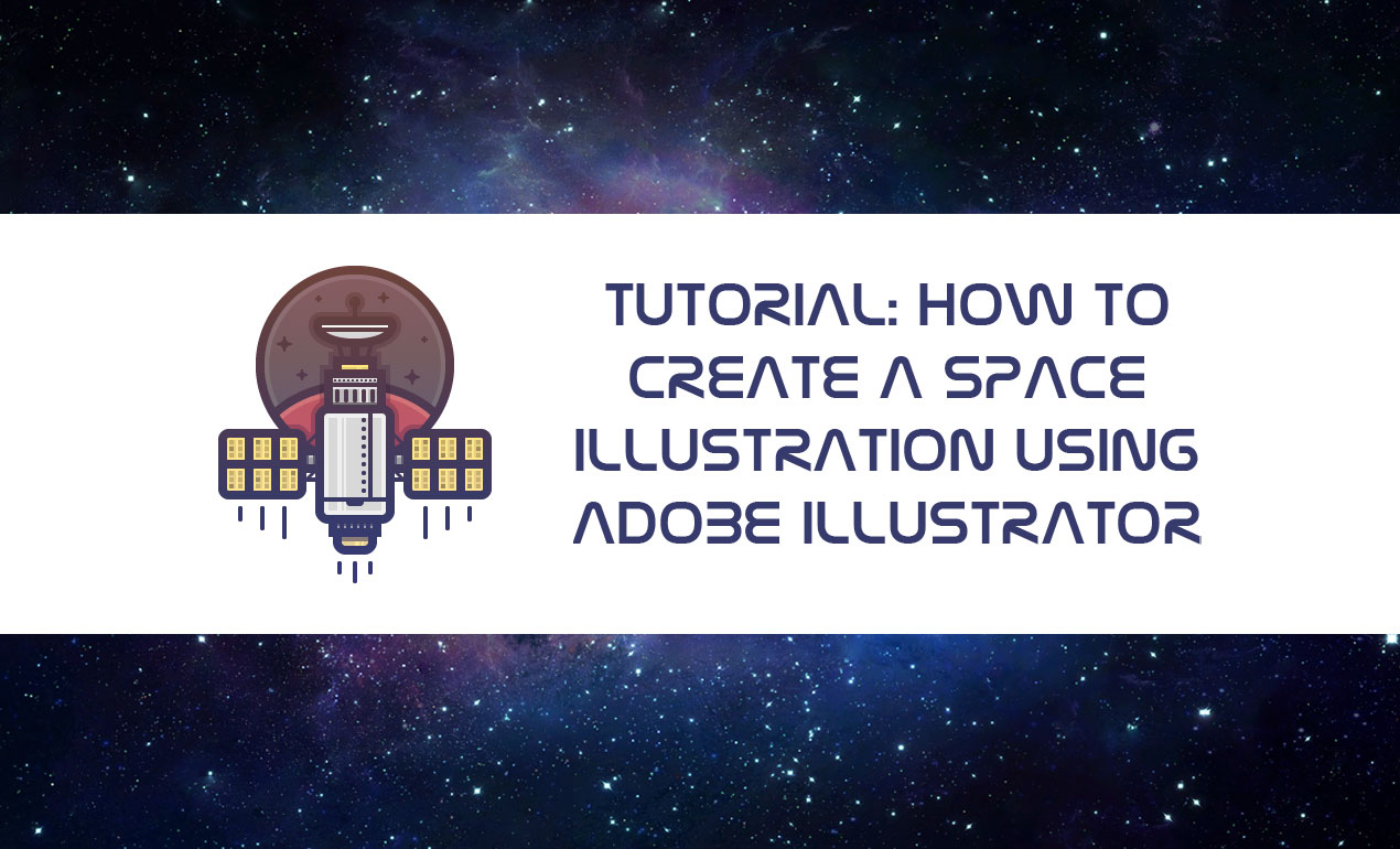Adobe Illustrator Illustration Tutorial