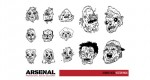 Zombie-Faces-Vector-Pack-Preview-Image