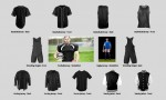 Sports Jersey Mockup Template Pack