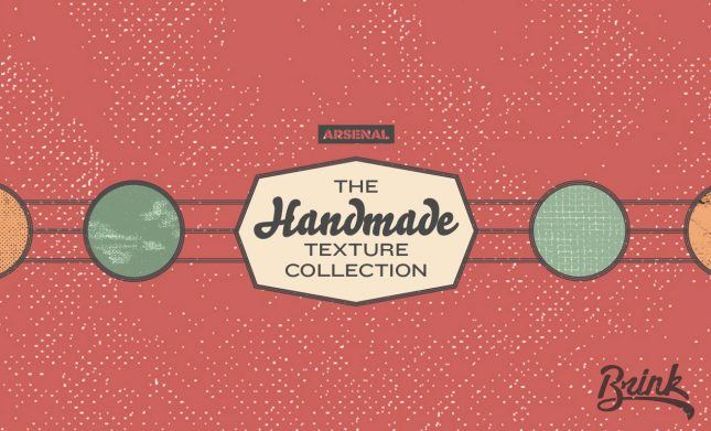 Brink Handmade Texture Collection by Go Media