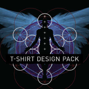 custom shirt design with new-age themes