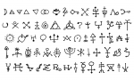 Alchemy and Occult Symbols Vector Pack