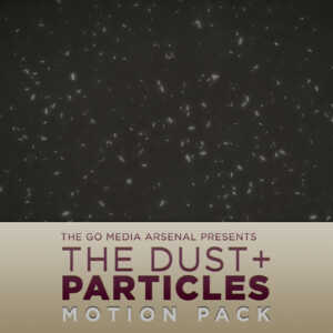 dust motion effects