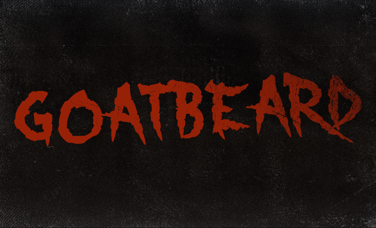 Goatbeard Metal Font by Go Media's Arsenal