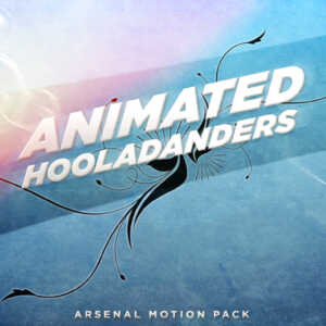 animated hooladandersfor After Effects