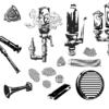 Mechanical Vector Pack