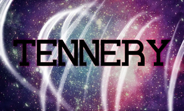 Tennery Display Font by Go Media's Arsenal