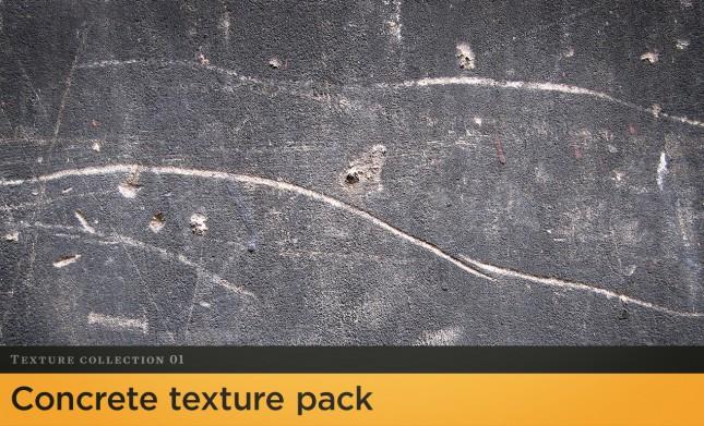Concrete Texture Pack